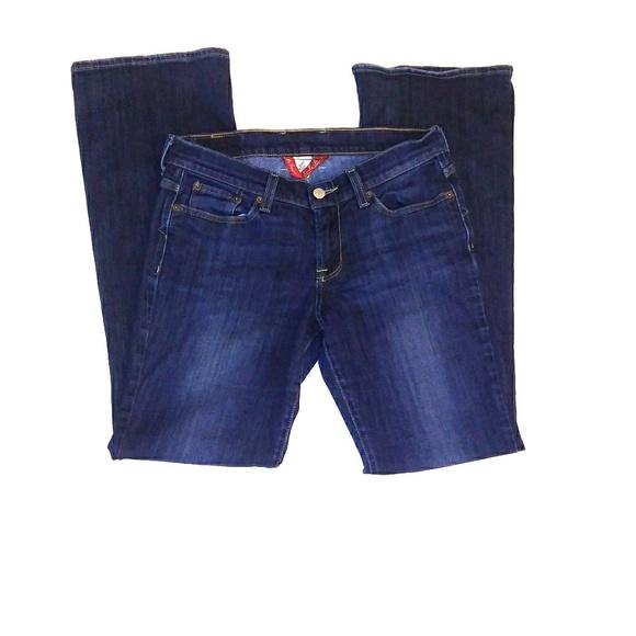 Lucky Brand Denim - Lucky Brand jeans by Gene Montesano